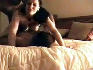Hard Interracial Anal