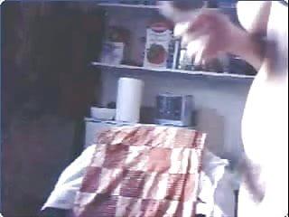 Jenny srip on cam 27