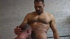 Arpad Miklos in action