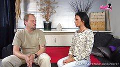 Deutsche Latina Fickt ihren ersten User von Erotikvonnebenan