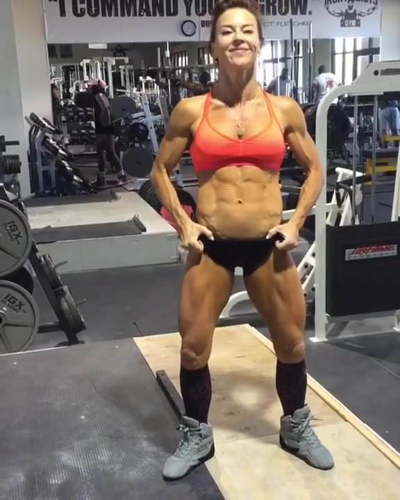 Female Muscle Insane Abs Tanned Asian, Porn E8 Xhamster-2180