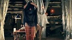 Deborah Francois Undress in MY QUEEN KARO 2009