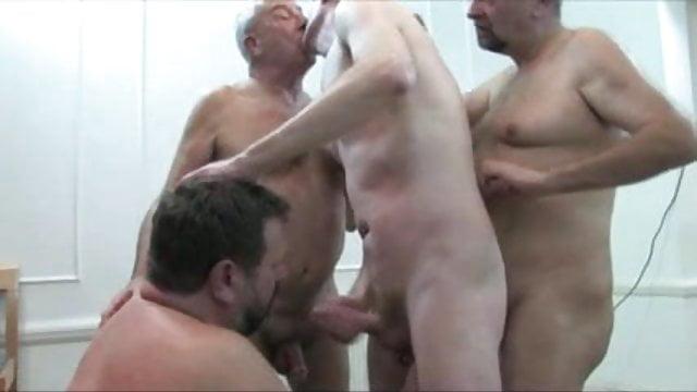 anziani orgia