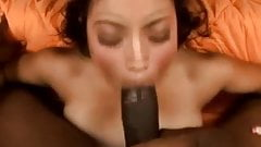 Andrea Kelly First Black Cock