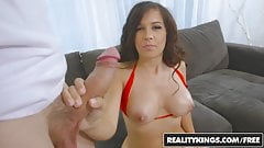 RealityKings - 8th Street Latinas - Caught At The Pool