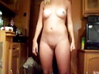 Sexy Blonde Wife Agrees To Fuck Hubby And His Friend !