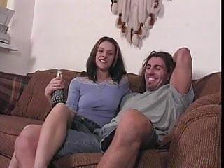 Hot action between new lovers