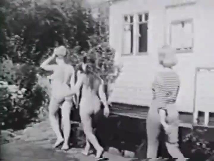 Margaret Nolan Vera Novak Vintage Naturist Clip: Porn 64