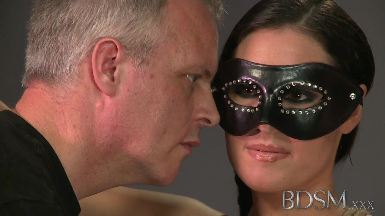 Bdsm black haired subs get fucked strict masters