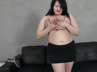 Chubby And Sexy Huge Natural Tits - Part 1