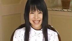 Pretty Asian babe Konomi Sakura exposes hot pussy for enjoym