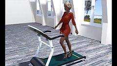 Treadmill Animation