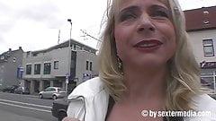 Streetcasting mit Vivian-Karlsruhe