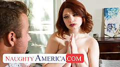 Naughty America - Annabell Redd strikes a sex deal