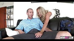 MILF Horny for Young Dick