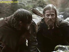Alyssa Sutherland Nude Scene In Vikings ScandalPlanet.Com