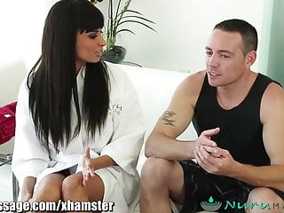 Preview 1 of NuruMassage busty Anissa Kate's French massage