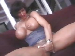 My Sexy Piercings - busty MILF corina with nipple rings