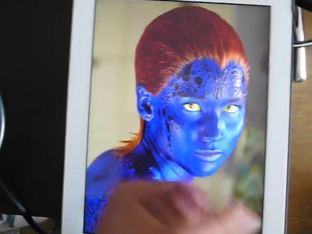 naked mystique from x men sex