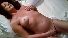 He films his wife masturbation
