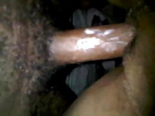 her pussy really wet .thats means i can fuck