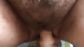 Hairy Chubby Rides Toy