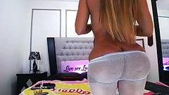 Colombian Blonde Panty Mesh