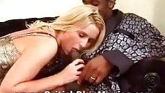 Vanessa Freeman - British Hardcore Interracial
