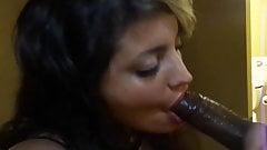 Latina Cougar Blows BBC