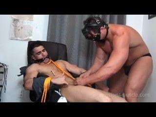 defeo star male porn Frank nude gay