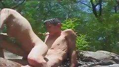 Thai Vintage Porn Movie Outdoor sex