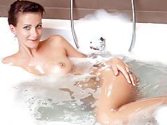 Czech beauty Lauren Crist