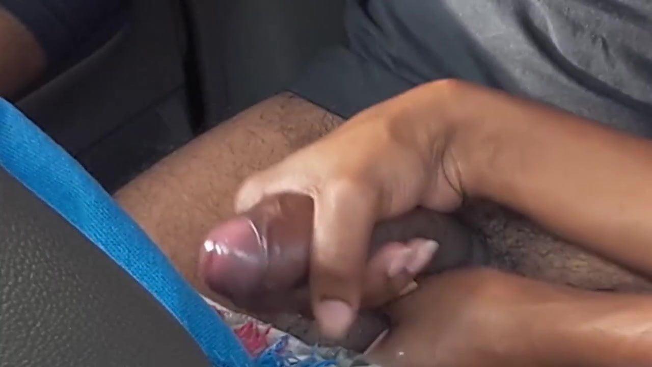 Horny wife balllicking