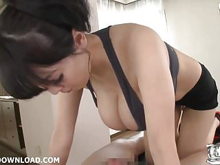 Download video bokep Japanese tit fuckig with her giant big tits a lucky guy Mp4 terbaru