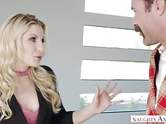 Hot porn star begs for a celebrity creampie naughty america Thumbnail