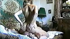 Katyusha - Soviet lady amatorial facesitting. VHS-video
