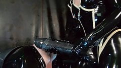 Cybill Troy FemDom Anti-Sex League - Rubber Cock Monster Sta