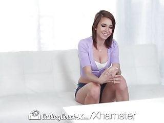 Castingcouch X Teen Cece Capella Won T Regret Her Porn Car