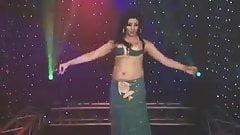 Hot Lebanese belly dancer 3