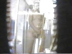 Caught sister masturbating in shower