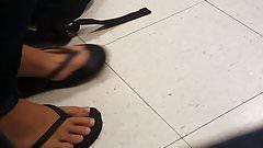 Candid feet #136