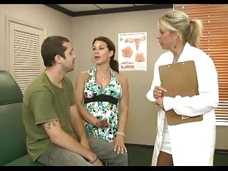 Billy S Stepmom Takes Him To The Doctor For A Check Up