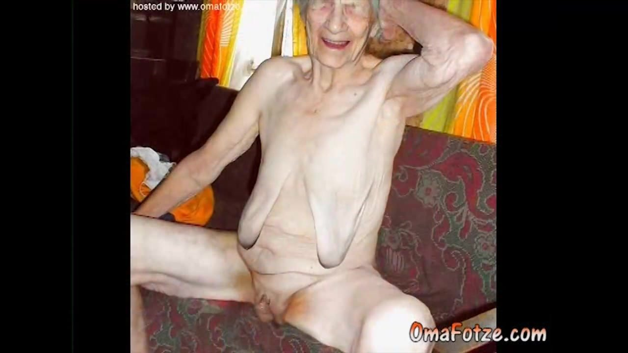 OmaFotzE Mature and Granny Photos Compilation