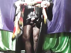 CAROLINA CROSS SATIN BLACK