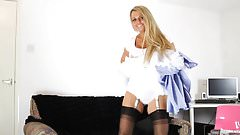 Petticoat Heaven HD Brooke in Big Knickers