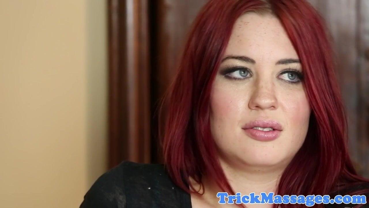 Babe caught sucking dick on spycam