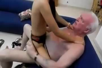Porn with old people