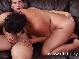 Hairy Armpit Cum