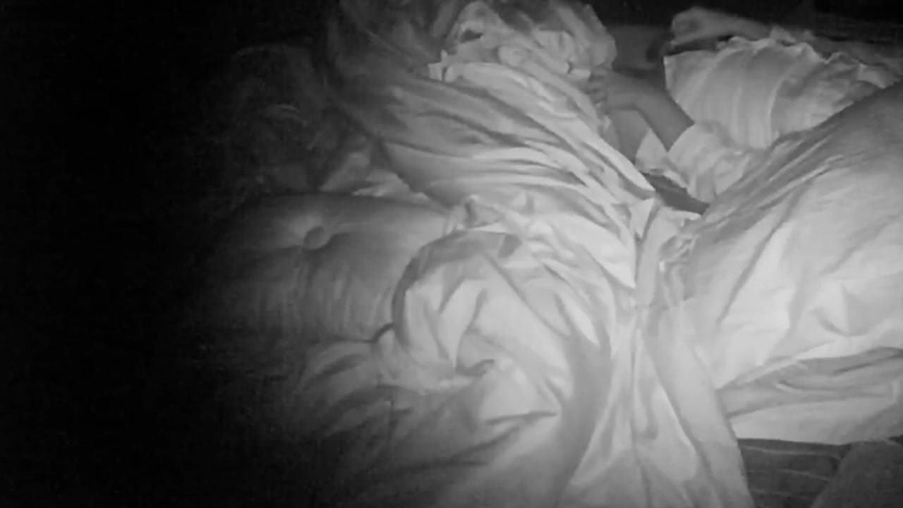 Hidden Camera Night Vision Wife Masturbation: Free Porn 90