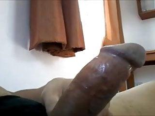 Horny Watching porn Daddy cum Twice